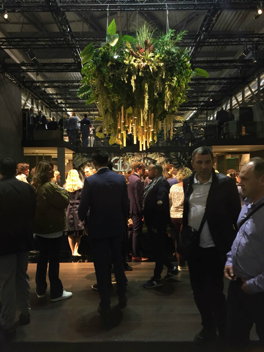 Gessi Awarded Most CovetED Stand at Salone del Mobile 2018-1 (5)