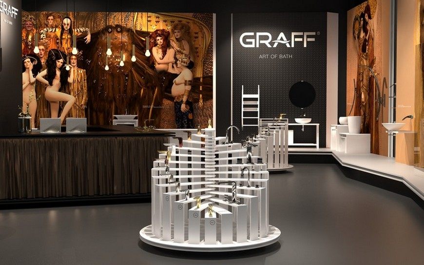 Graff Introduces Timeless Beauty to Its Newest Bathroom Collections 7 Graff Introduces Timeless Beauty to Its Newest Bathroom Collections 7