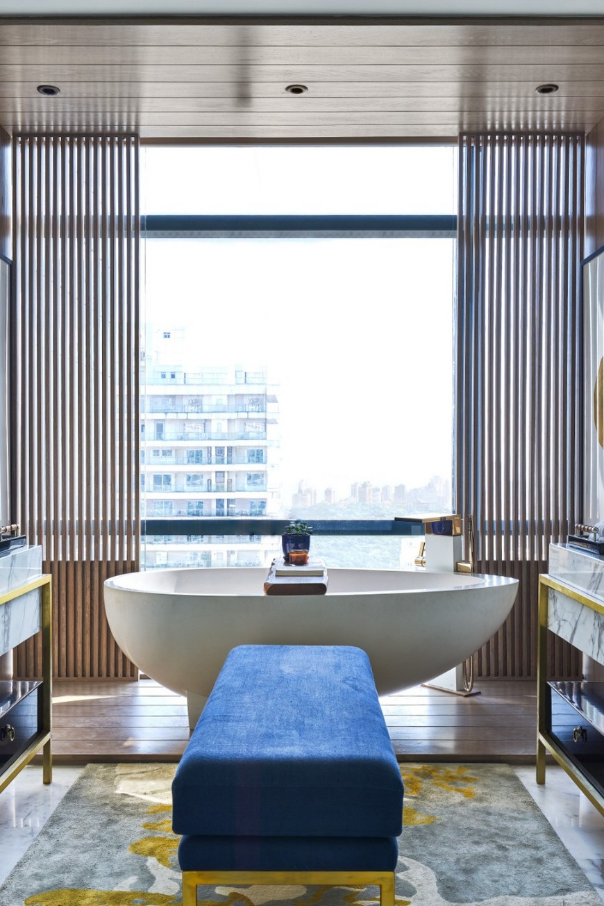 See the Luxurious Bathroom Designs of an Altamount Residence by HBA 2 bathroom designs See the Luxurious Bathroom Designs of an Altamount Residence by HBA See the Luxurious Bathroom Designs of an Altamount Residence by HBA 2