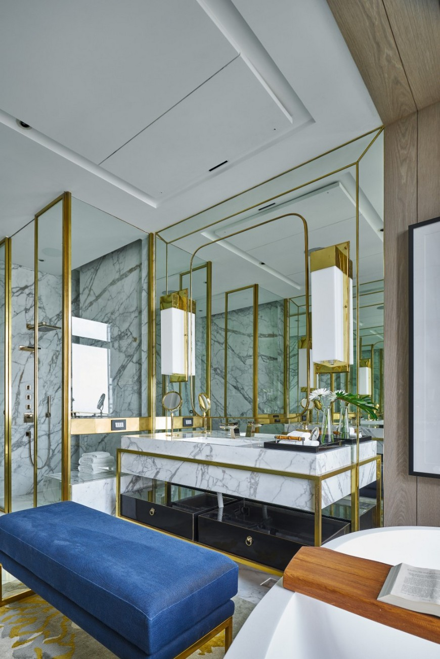 See the Luxurious Bathroom Designs of an Altamount Residence by HBA 5 bathroom designs See the Luxurious Bathroom Designs of an Altamount Residence by HBA See the Luxurious Bathroom Designs of an Altamount Residence by HBA 5
