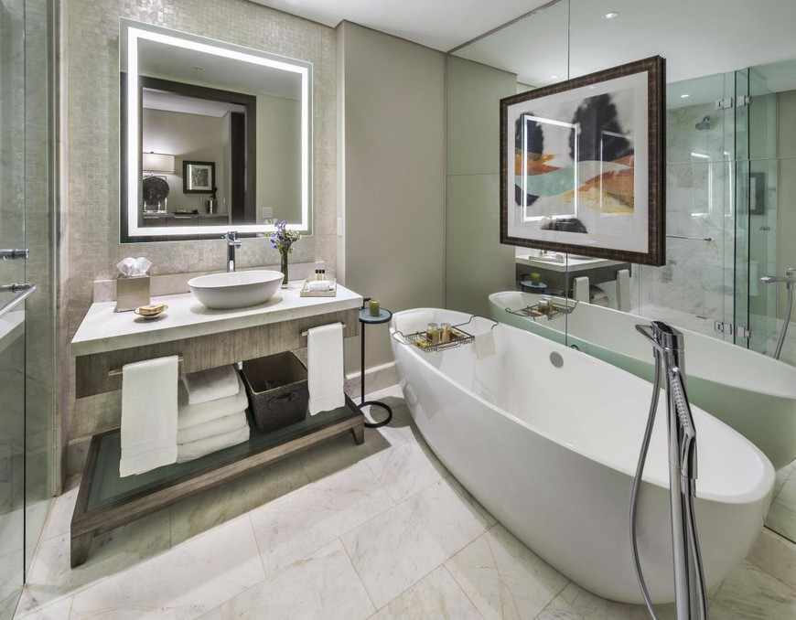 The Best Hotel Bathroom Projects Created by Victoria + Albert in 2017 1 hotel bathroom projects The Best Hotel Bathroom Projects Created by Victoria + Albert in 2017 The Best Hotel Bathroom Projects Created by Victoria Albert in 2017 1