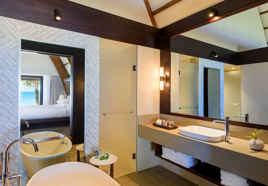 Marriott Momi Bay Resort and Spa Fiji hotel bathroom projects The Best Hotel Bathroom Projects Created by Victoria + Albert in 2017 The Best Hotel Bathroom Projects Created by Victoria Albert in 2017 7