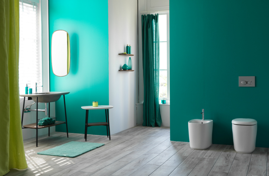 """VitrA's Introduced Its New Living Bathroom Concept at iSaloni 2018 (2) isaloni 2018 VitrA's Introduced Its New """"Living Bathroom"""" Concept at iSaloni 2018 VitrAs Introduced Its New Living Bathroom Concept at iSaloni 2018 2"""