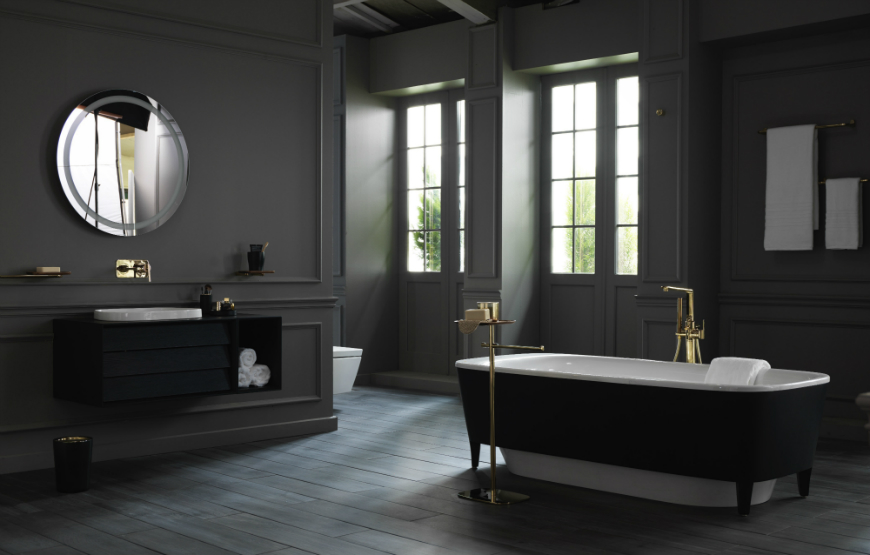 """VitrA's Introduced Its New Living Bathroom Concept at iSaloni 2018 (6) isaloni 2018 VitrA's Introduced Its New """"Living Bathroom"""" Concept at iSaloni 2018 VitrAs Introduced Its New Living Bathroom Concept at iSaloni 2018 6"""