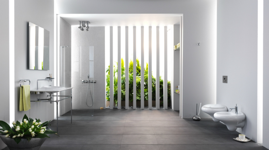 """VitrA's Introduced Its New Living Bathroom Concept at iSaloni 2018 (9) isaloni 2018 VitrA's Introduced Its New """"Living Bathroom"""" Concept at iSaloni 2018 VitrAs Introduced Its New Living Bathroom Concept at iSaloni 2018 9"""