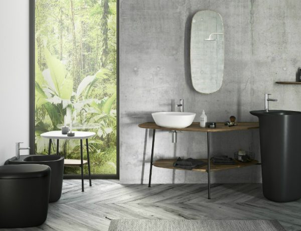 "isaloni 2018 VitrA's Introduced Its New ""Living Bathroom"" Concept at iSaloni 2018 featured 8 600x460"