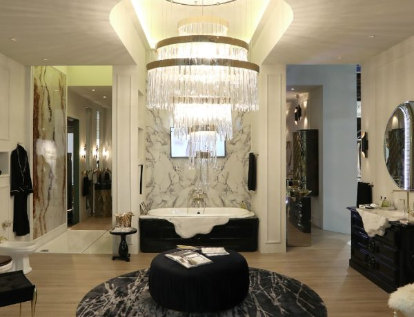 bathroom lighting ideas 15 Bathroom Lighting Ideas for an Exceptionally Glamorous Look featured 9 600x460