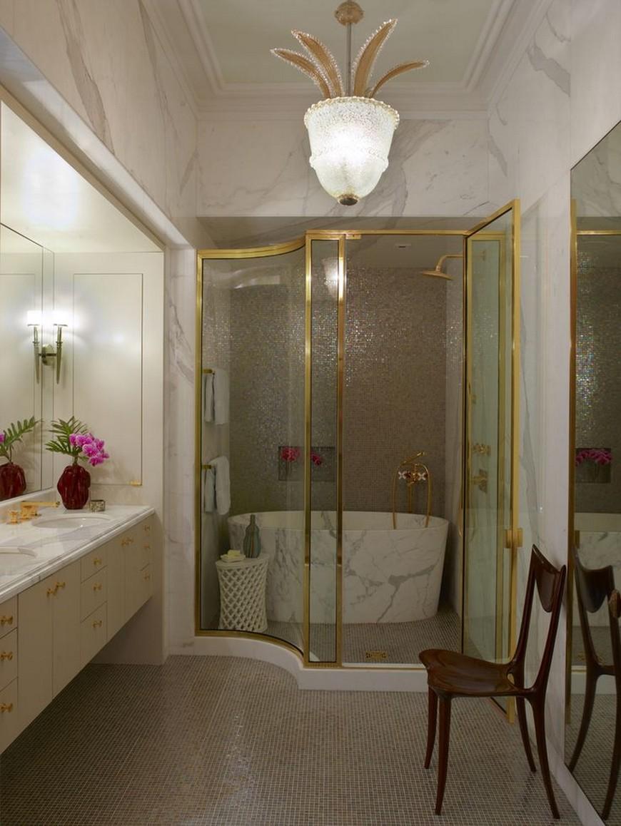 bathroom design 5 Timeless and Sculpted Bathroom Design Projects by Drake/Anderson 5 Timeless and Sculpted Bathroom Design Projects by Drake Anderson 6