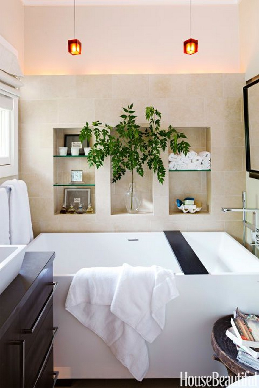 6 Small Bathroom Ideas to Achieve a Simple Yet Elegant ... on Simple Small Bathroom Ideas  id=37987