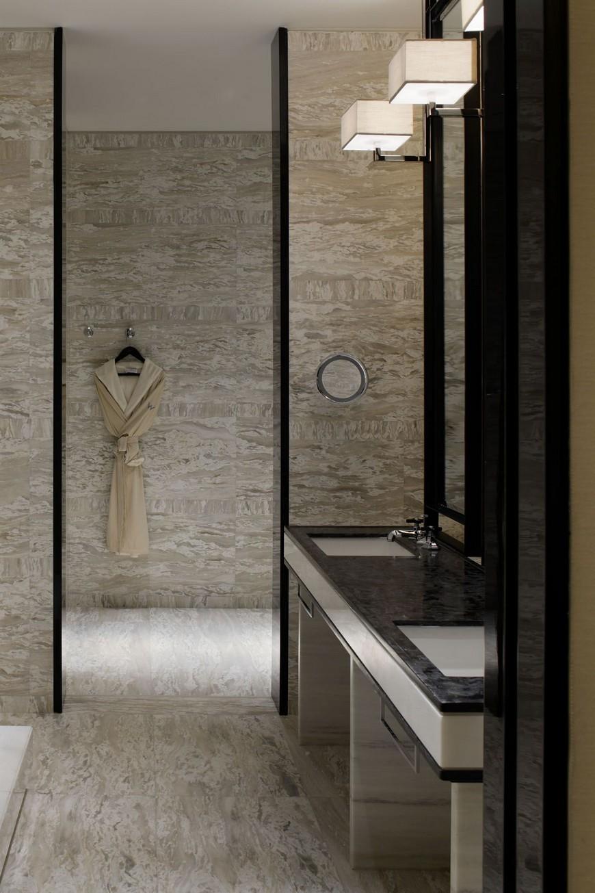 hotel bathroom designs Explore the Most Intriguing Hotel Bathroom Designs by Yabu Pushelberg Explore the Most Intriguing Hotel Bathroom Designs by Yabu Pushelberg 13