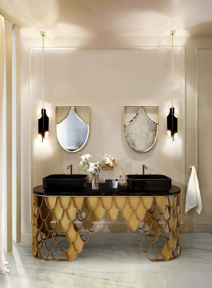 The Best Bathroom Design Ideas to Decorate Your Bathroom for Fall 2018