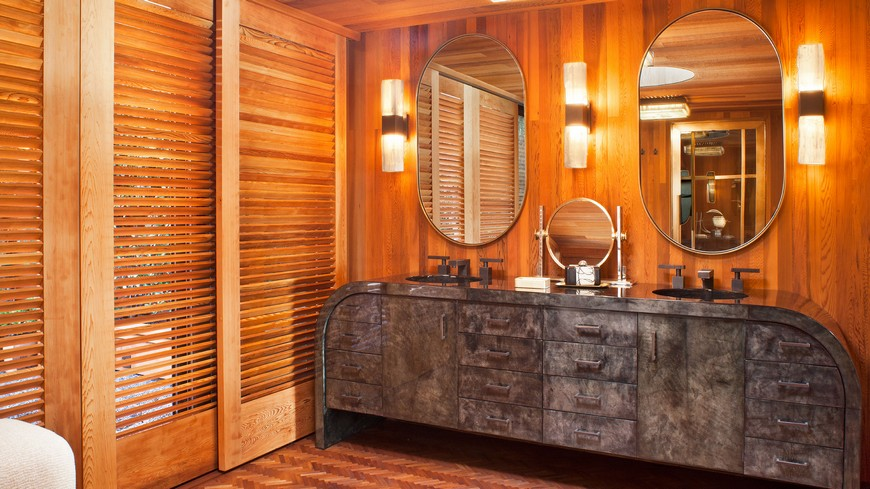 The Most Iconic Bathroom Design Projects by Kelly Wearstler 5