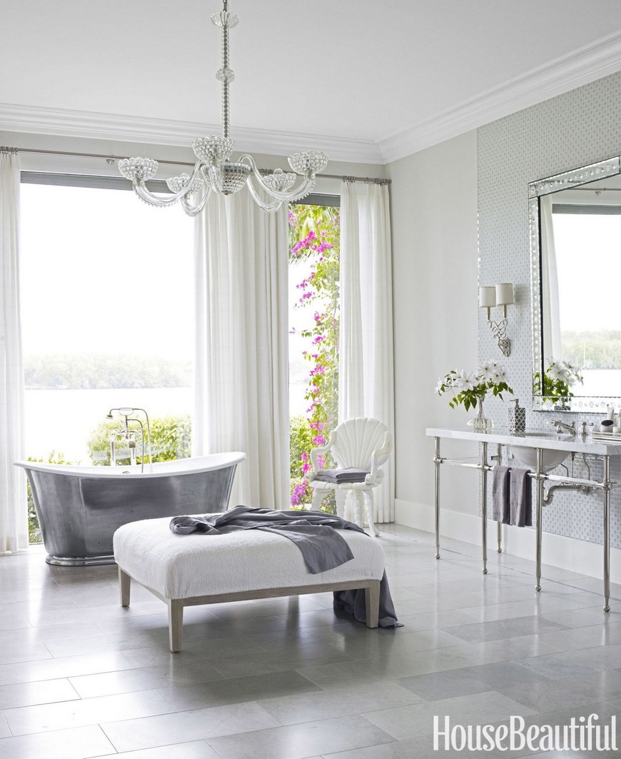These 8 Exceptional Master Bathroom Ideas Will Light Up Your Day 5