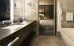 hotel bathroom designs Explore the Most Intriguing Hotel Bathroom Designs by Yabu Pushelberg featured 10 240x150