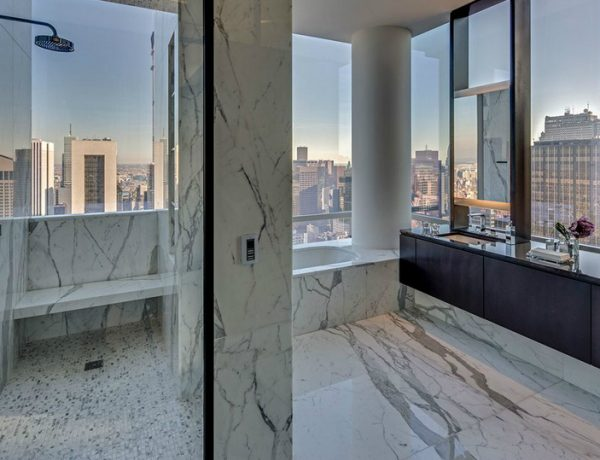 bathroom design 5 Timeless and Sculpted Bathroom Design Projects by Drake/Anderson featured 25 600x460