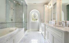 scandinavian master bathrooms 15 Scandinavian Master Bathrooms that Represent Minimalism at its Best featured 9 240x150