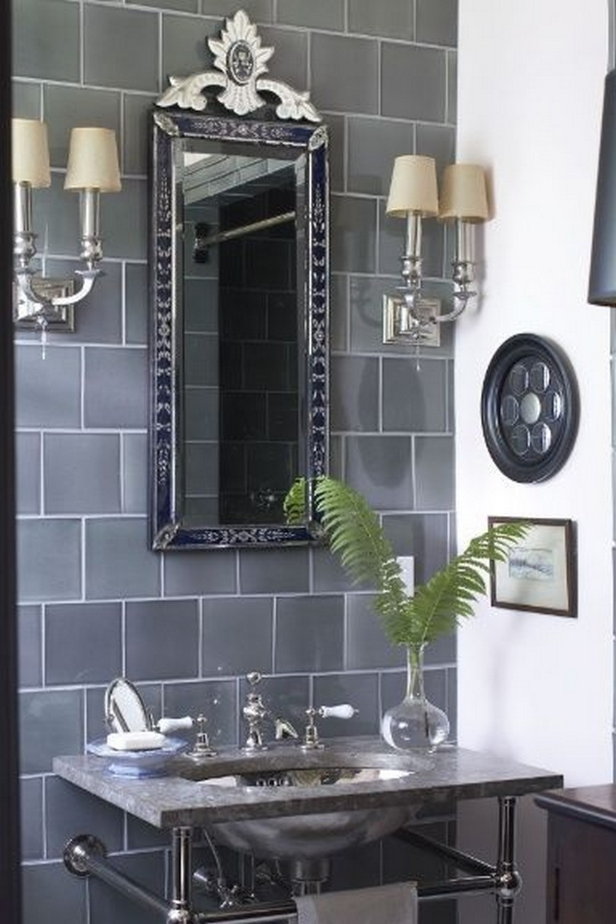 8 Inspirational Design Ideas that Perfectly Complement Gray Bathrooms 6 gray bathrooms 8 Inspirational Design Ideas that Perfectly Complement Gray Bathrooms 8 Inspirational Design Ideas that Perfectly Complement Gray Bathrooms 6