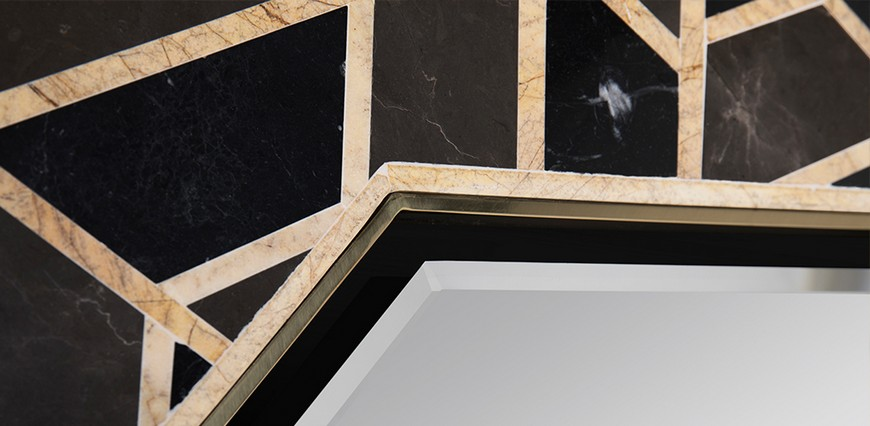 A Visual Odyssey to Maison Valentina's Best Curated Bathroom Mirrors 25