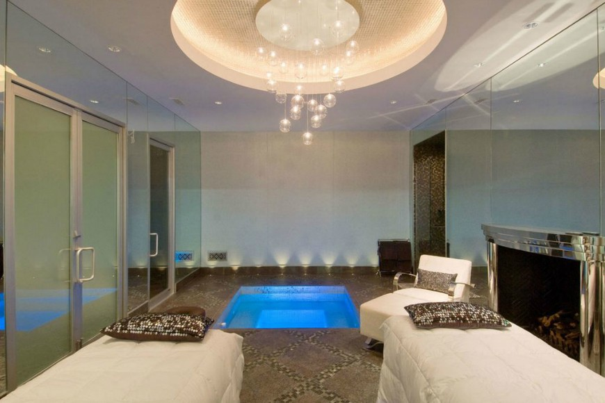 Admire the Beauty of the Most Stunning Spa Bathrooms You'll Ever See 6