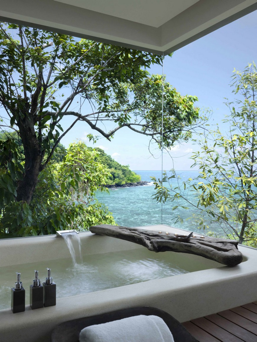 Admire the Beauty of the Most Stunning Spa Bathrooms You'll Ever See 7