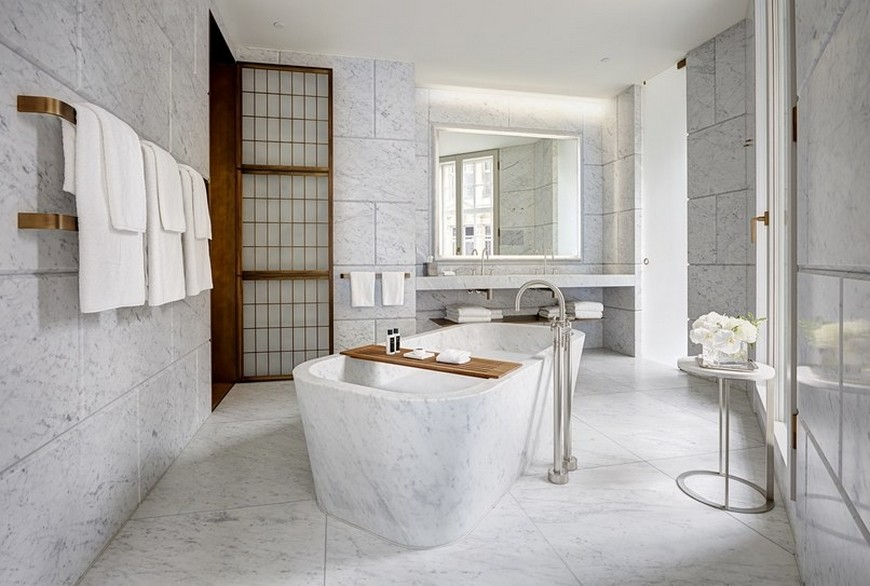 Take a Look at 10 of the Most Gorgeous Hotel Bathrooms in the World 4 Hotel Bathrooms Take a Look at 10 of the Most Gorgeous Hotel Bathrooms in the World Take a Look at 10 of the Most Gorgeous Hotel Bathrooms in the World 4