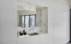 Luxury Bathroom Designs This Skyline Loft Project Features Unique Luxury Bathroom Designs featured 16 240x150