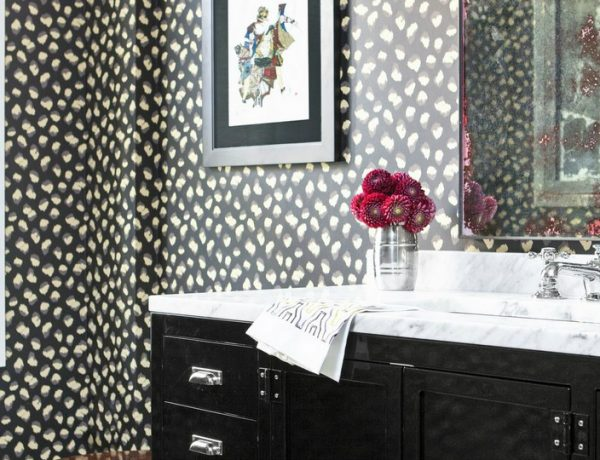 powder rooms Here's How You Can Create the Most Desirable of Powder Rooms featured 23 600x460