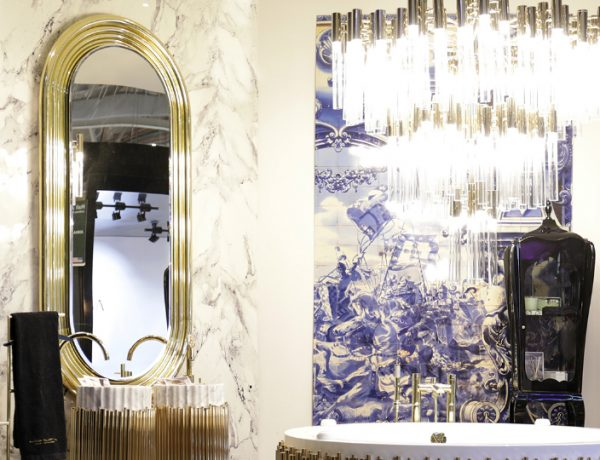 bathroom mirrors A Visual Odyssey to Maison Valentina's Best Curated Bathroom Mirrors featured 26 600x460