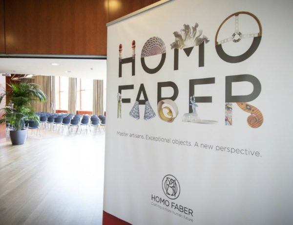 Homo Faber Event Homo Faber Event in Venice to Give Prestige to European Craftsmanship featured 27 600x460