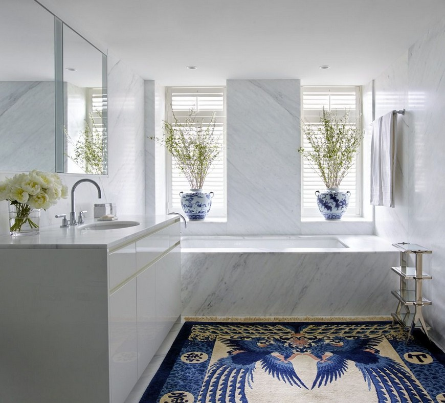 Draw Inspiration from these Stunning Contemporary Bathroom Designs 4