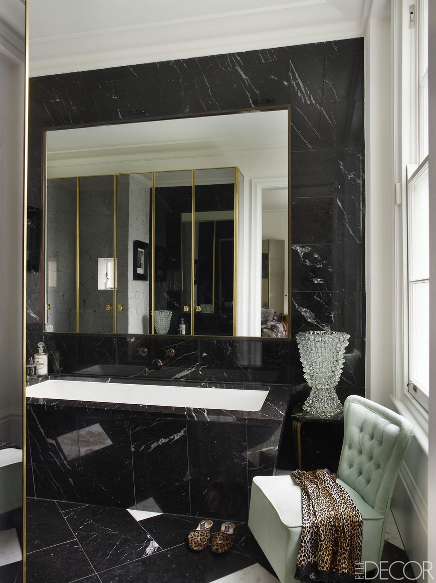 Draw Inspiration from these Stunning Contemporary Bathroom Designs 6