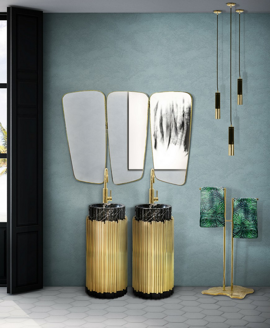 Revamp Your Bathroom with Bold Mid-Century Modern Lighting Designs 1 mid-century modern lighting Revamp Your Bathroom with Bold Mid-Century Modern Lighting Designs Revamp Your Bathroom with Bold Mid Century Modern Lighting Designs 1