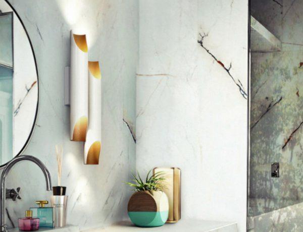 mid-century modern lighting Revamp Your Bathroom with Bold Mid-Century Modern Lighting Designs featured 16 600x460