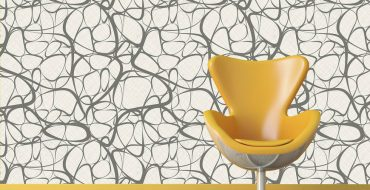 mid-century modern 7 Mid-Century Modern Wallpaper Ideas Perfect for Unique Bathrooms featured 4 370x190