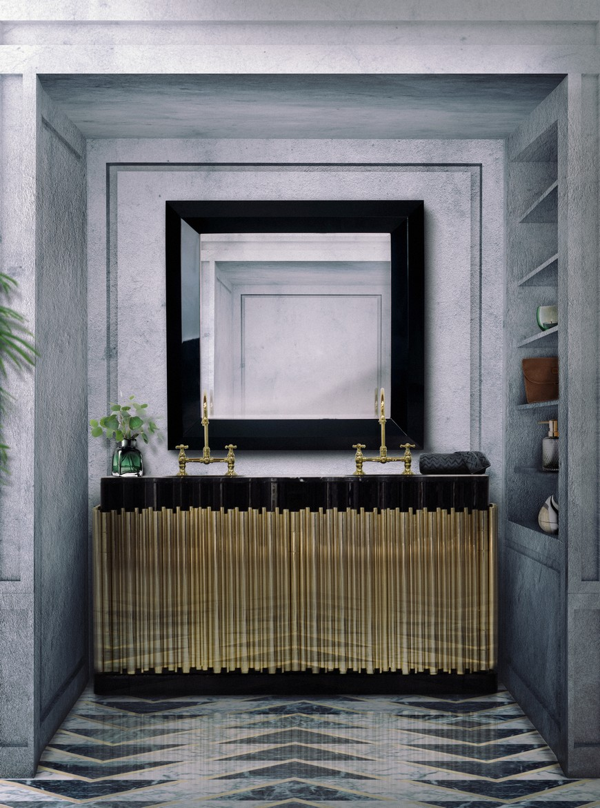 7 Modern Bathrooms that are the Epitome of Luxury and Comfort 1