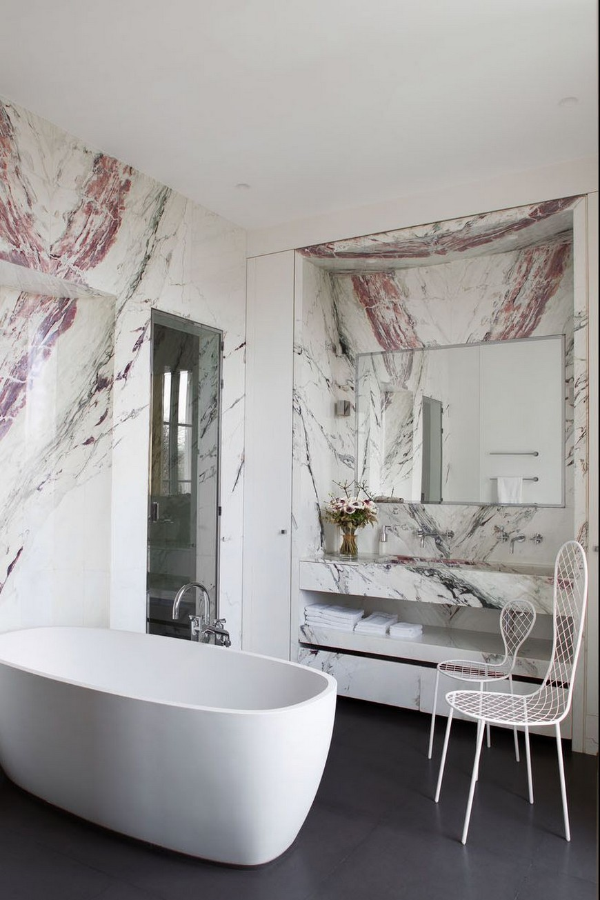 7 Modern Bathrooms that are the Epitome of Luxury and Comfort