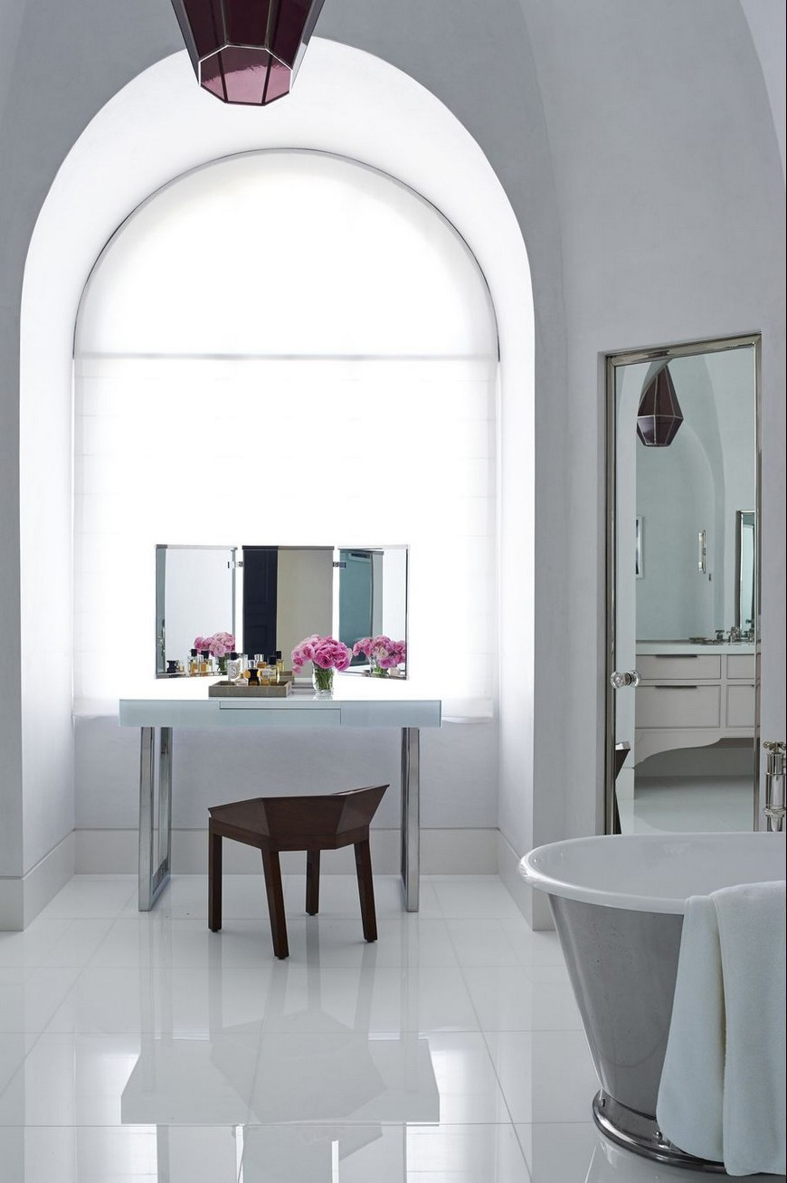 7 Modern Bathrooms that are the Epitome of Luxury and Comfort 5