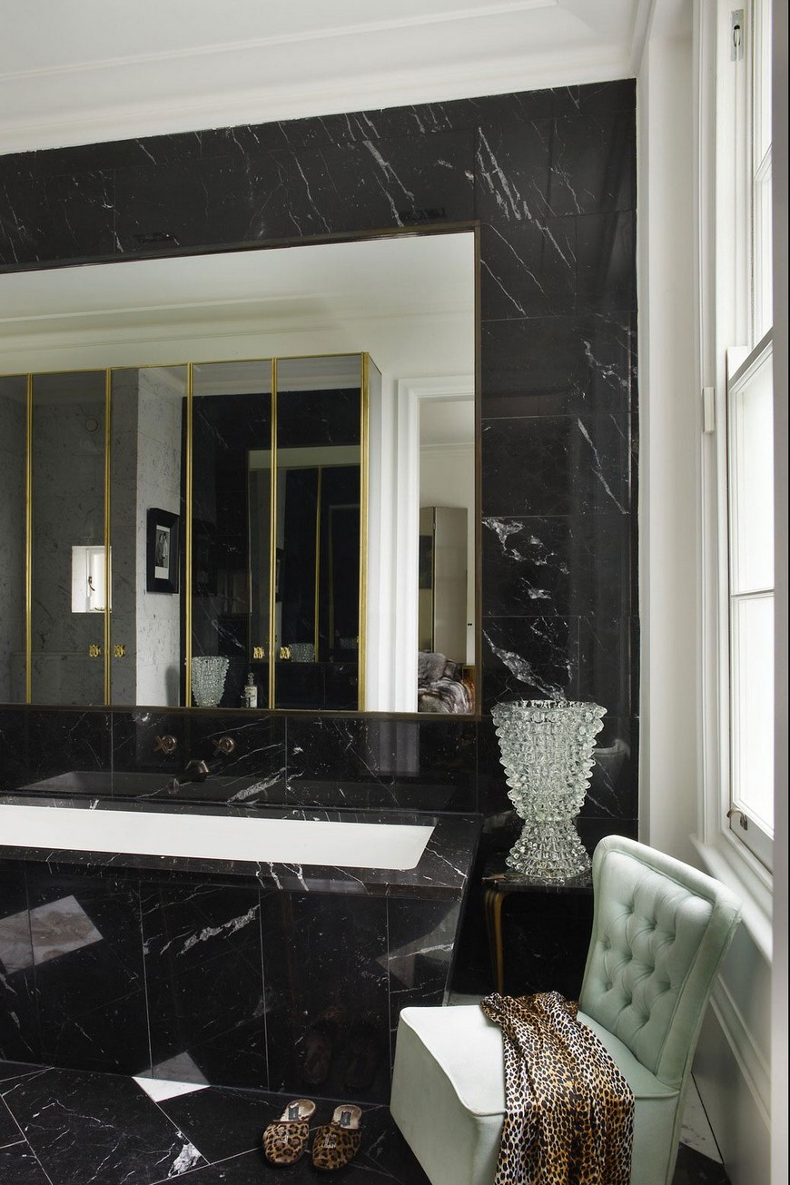 7 Modern Bathrooms that are the Epitome of Luxury and Comfort 7