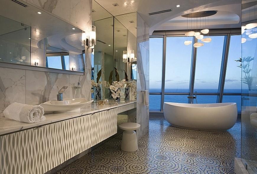Want a Luxury Spa Like Bathroom Then See These Elegant Design Ideas 2