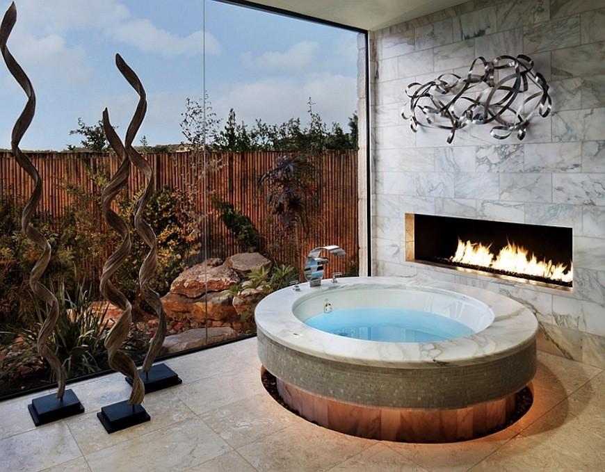 Want a Luxury Spa Like Bathroom Then See These Elegant Design Ideas 5
