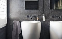 Bathroom Ideas Concrete Bathroom Ideas that will Give a Stylish Touch to Your Set featured 15 240x150