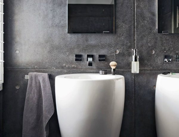 Bathroom Ideas Concrete Bathroom Ideas that will Give a Stylish Touch to Your Set featured 15 600x460