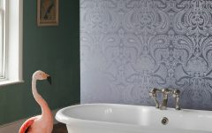 Luxury Bathrooms 5 Remarkable Wallpapers by Cole & Son Perfect for Luxury Bathrooms featured 18 240x150