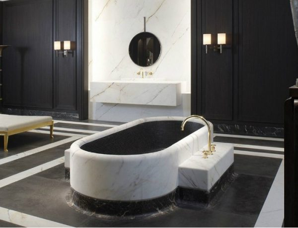 Contemporary Bathroom Ideas Be Inspired by the Unique Styling of These Contemporary Bathroom Ideas featured 21 600x460