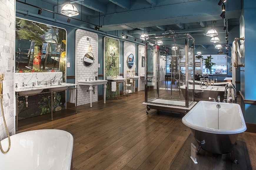 10 Luxury Design Showrooms that Offer the Ultimate Bathroom Experience 11