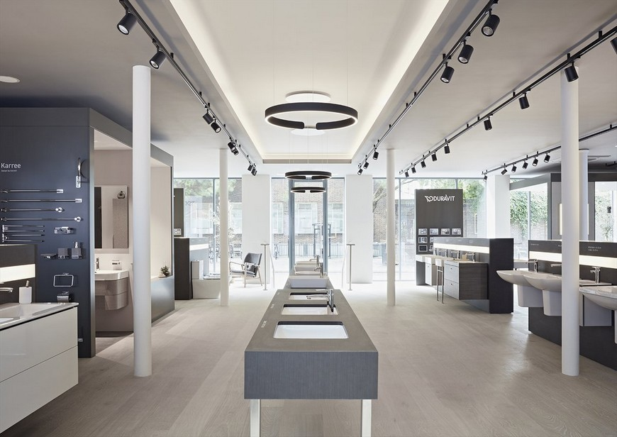 10 Luxury Design Showrooms that Offer the Ultimate Bathroom Experience 19