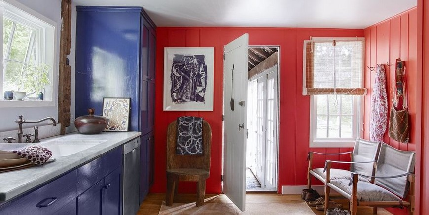 Color Trends Navy Blue Emerges as Favorite to Use in Bathroom Designs 1