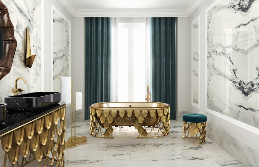 Take Inspiration from these Bathroom Collections for the Winter Season 3