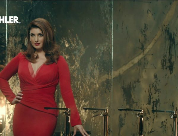 colours by kohler See the New Colours by Kohler Bathroom Campaign with Twinkle Khanna featured 15 600x460