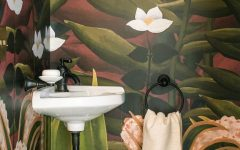Small Bathrooms See Design Ideas on How to Make a Statement in Small Bathrooms: Part 2 featured 18 240x150